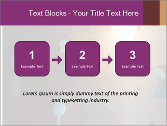 Silhouette of businessman PowerPoint Templates - Slide 71