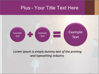 Silhouette of businessman PowerPoint Templates - Slide 75