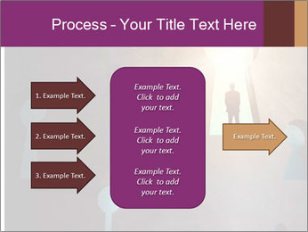 Silhouette of businessman PowerPoint Templates - Slide 85