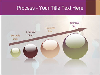 Silhouette of businessman PowerPoint Templates - Slide 87