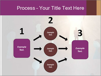 Silhouette of businessman PowerPoint Templates - Slide 92