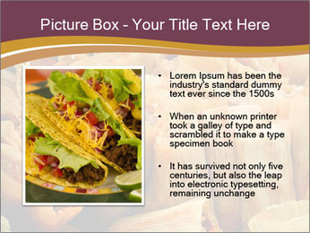 Big batch of tamales PowerPoint Templates - Slide 13