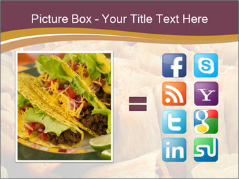 Big batch of tamales PowerPoint Templates - Slide 21