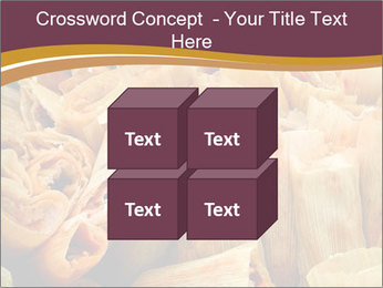 Big batch of tamales PowerPoint Templates - Slide 39