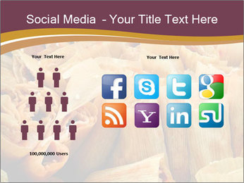 Big batch of tamales PowerPoint Templates - Slide 5