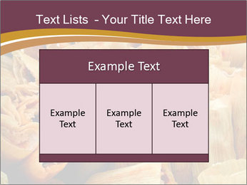 Big batch of tamales PowerPoint Templates - Slide 59