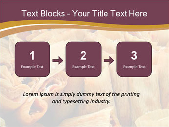 Big batch of tamales PowerPoint Templates - Slide 71