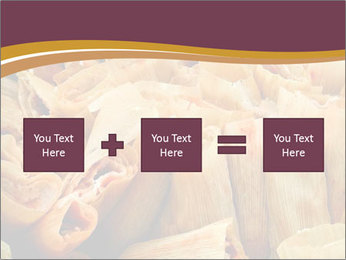 Big batch of tamales PowerPoint Templates - Slide 95