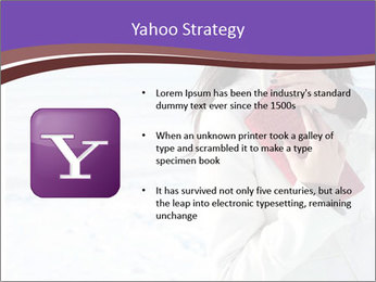 Fashionable model PowerPoint Template - Slide 11