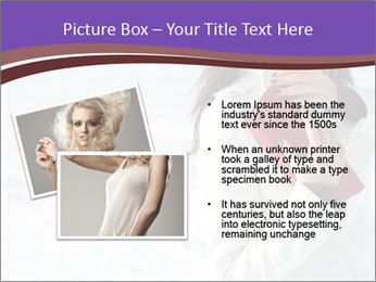 Fashionable model PowerPoint Template - Slide 20