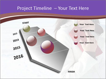 Fashionable model PowerPoint Template - Slide 26