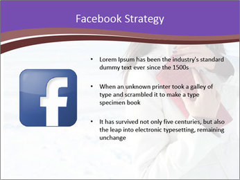 Fashionable model PowerPoint Template - Slide 6