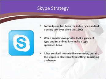 Fashionable model PowerPoint Template - Slide 8