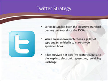 Fashionable model PowerPoint Template - Slide 9