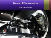 Car Axle PowerPoint Templates