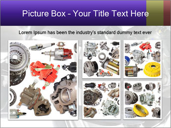Car Axle PowerPoint Template - Slide 19