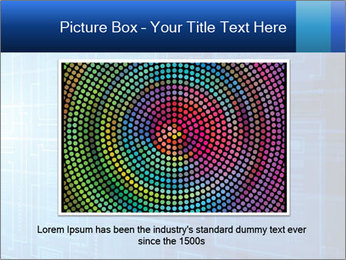 Abstract technology PowerPoint Templates - Slide 15