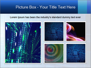 Abstract technology PowerPoint Templates - Slide 19