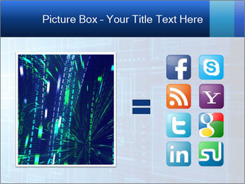 Abstract technology PowerPoint Templates - Slide 21