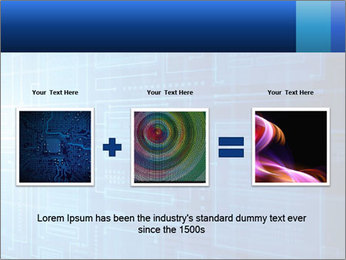 Abstract technology PowerPoint Templates - Slide 22