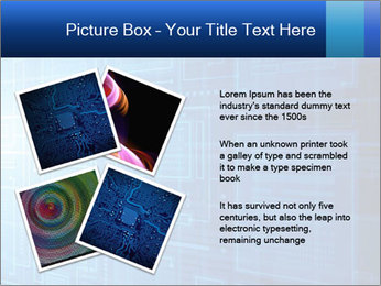 Abstract technology PowerPoint Templates - Slide 23
