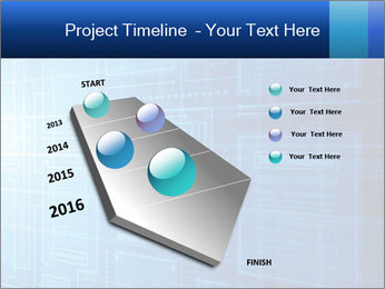 Abstract technology PowerPoint Templates - Slide 26