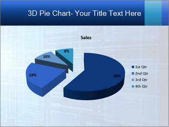 Abstract technology PowerPoint Templates - Slide 35