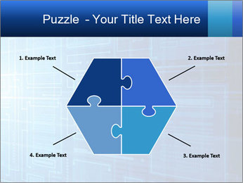 Abstract technology PowerPoint Templates - Slide 40
