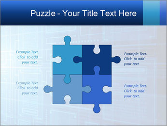 Abstract technology PowerPoint Templates - Slide 43