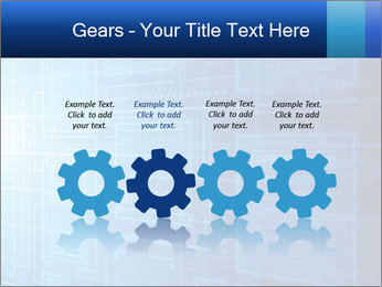Abstract technology PowerPoint Templates - Slide 48