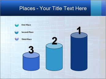 Abstract technology PowerPoint Templates - Slide 65