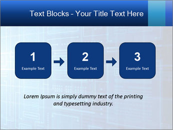 Abstract technology PowerPoint Templates - Slide 71