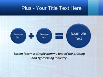 Abstract technology PowerPoint Templates - Slide 75