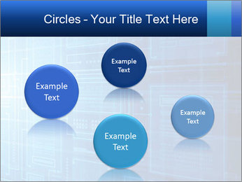 Abstract technology PowerPoint Templates - Slide 77