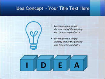 Abstract technology PowerPoint Templates - Slide 80