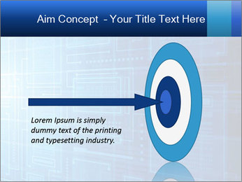 Abstract technology PowerPoint Templates - Slide 83