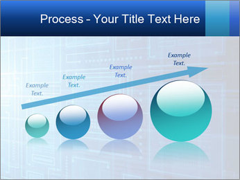 Abstract technology PowerPoint Templates - Slide 87