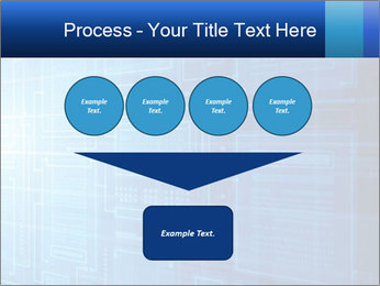 Abstract technology PowerPoint Templates - Slide 93