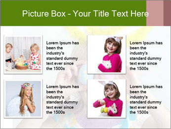 Easter eggs PowerPoint Template - Slide 14