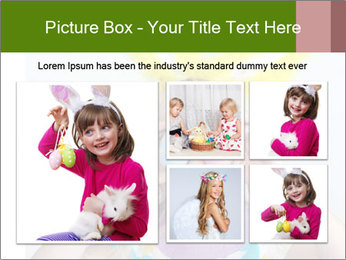Easter eggs PowerPoint Template - Slide 19