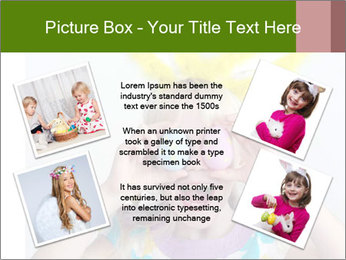 Easter eggs PowerPoint Template - Slide 24