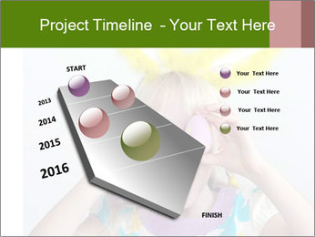 Easter eggs PowerPoint Template - Slide 26