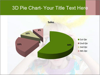 Easter eggs PowerPoint Template - Slide 35