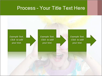 Easter eggs PowerPoint Template - Slide 88