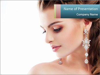 Pure Beauty PowerPoint Templates - Slide 1