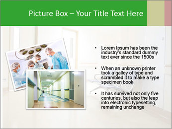 Chairs in the hospital PowerPoint Templates - Slide 20