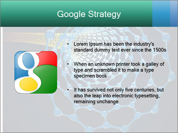 Nano tube PowerPoint Templates - Slide 10