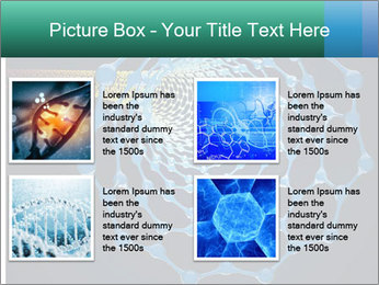 Nano tube PowerPoint Templates - Slide 14