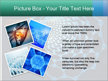 Nano tube PowerPoint Templates - Slide 23