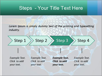 Nano tube PowerPoint Templates - Slide 4